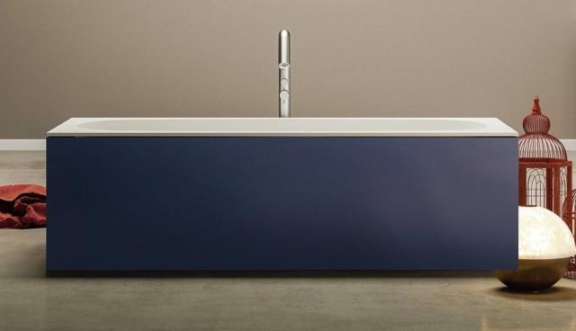 vasca freestanding Sciarada di BluBlue