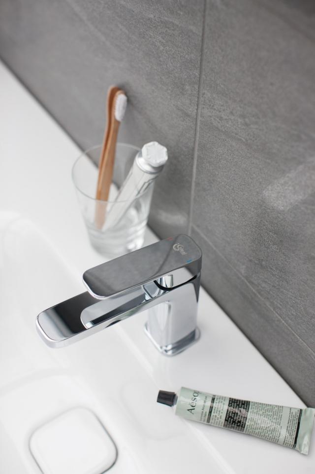 2 ideal standard tonic II rubinetti linee arrotondate