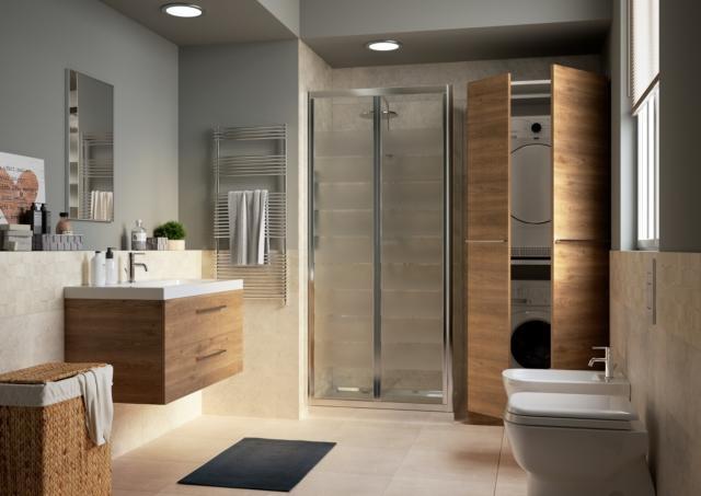 Sostituire la vasca con la doccia 5 soluzioni a confronto for Miscelatori vasca da bagno leroy merlin