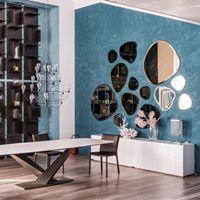 Interior by: Cattelan Italia spa
