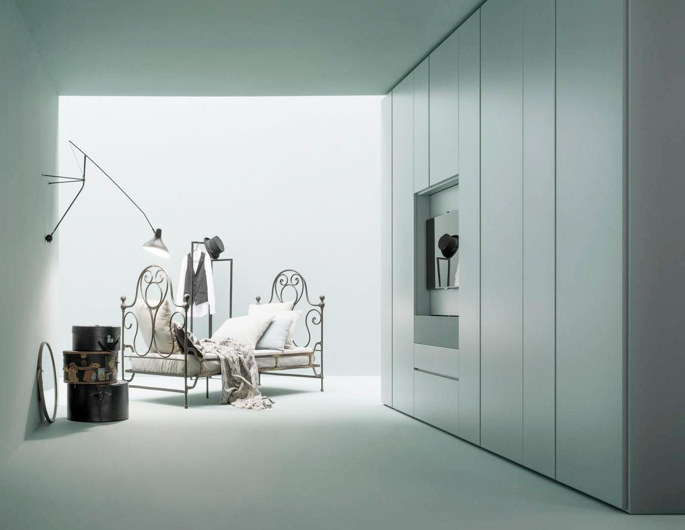 Armadio Con Vano Tv Ikea.Armadio Per La Camera Da Letto Standard O Su Misura Per Un