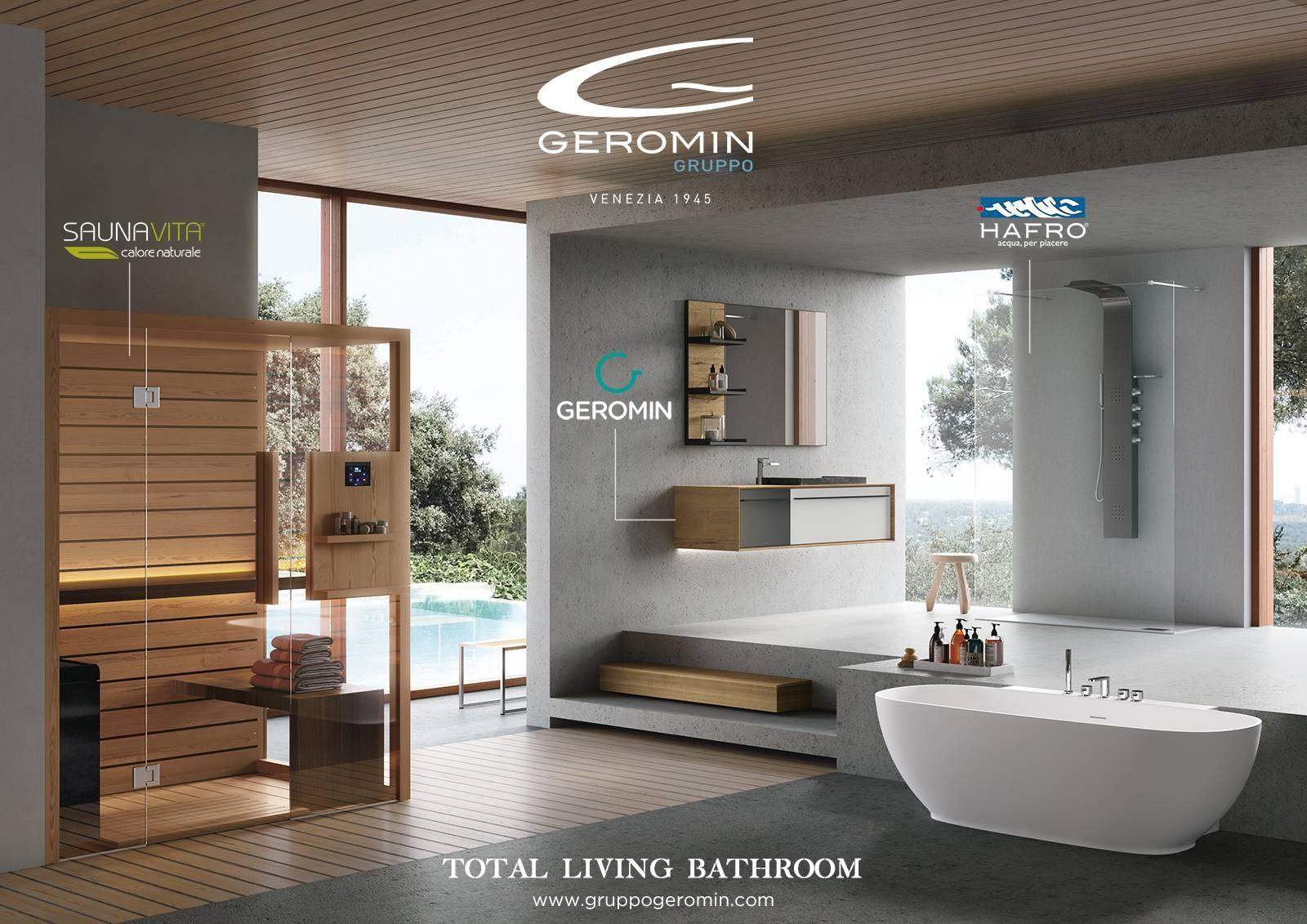 Total living bathroom cose di casa