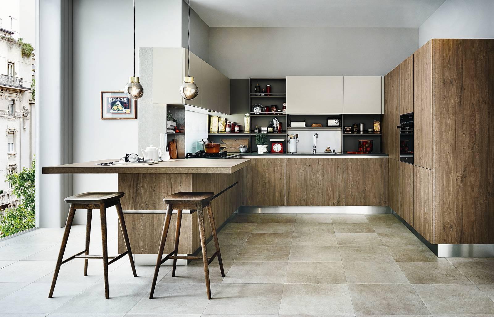Cucina funzionale e pratica non solo bella cose di casa for Cucine arredate