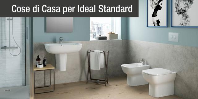 Ristrutturare il bagno in modo facile e veloce con Ideal Standard