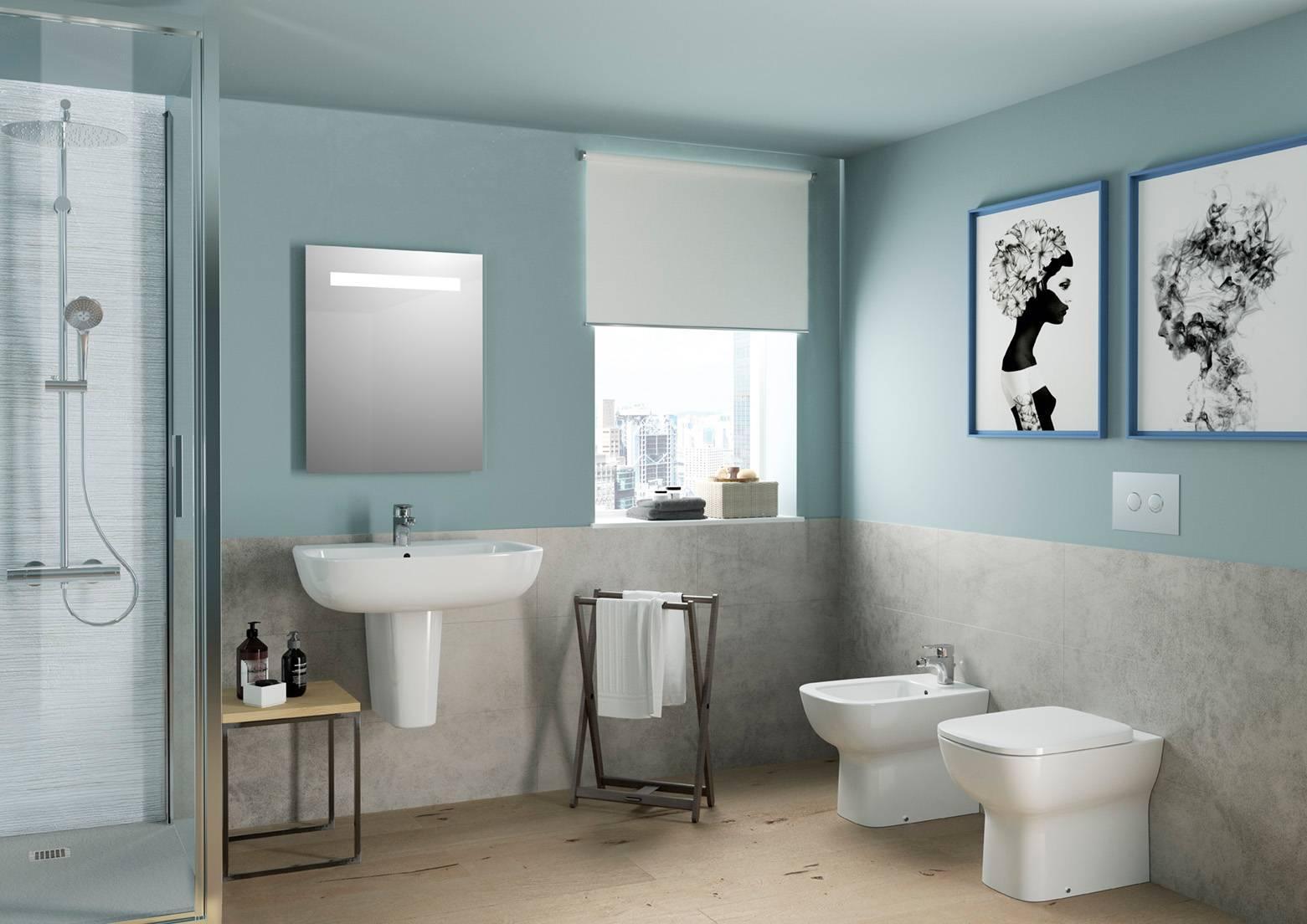 Ristrutturare il bagno in modo facile e veloce con Ideal Standard ...
