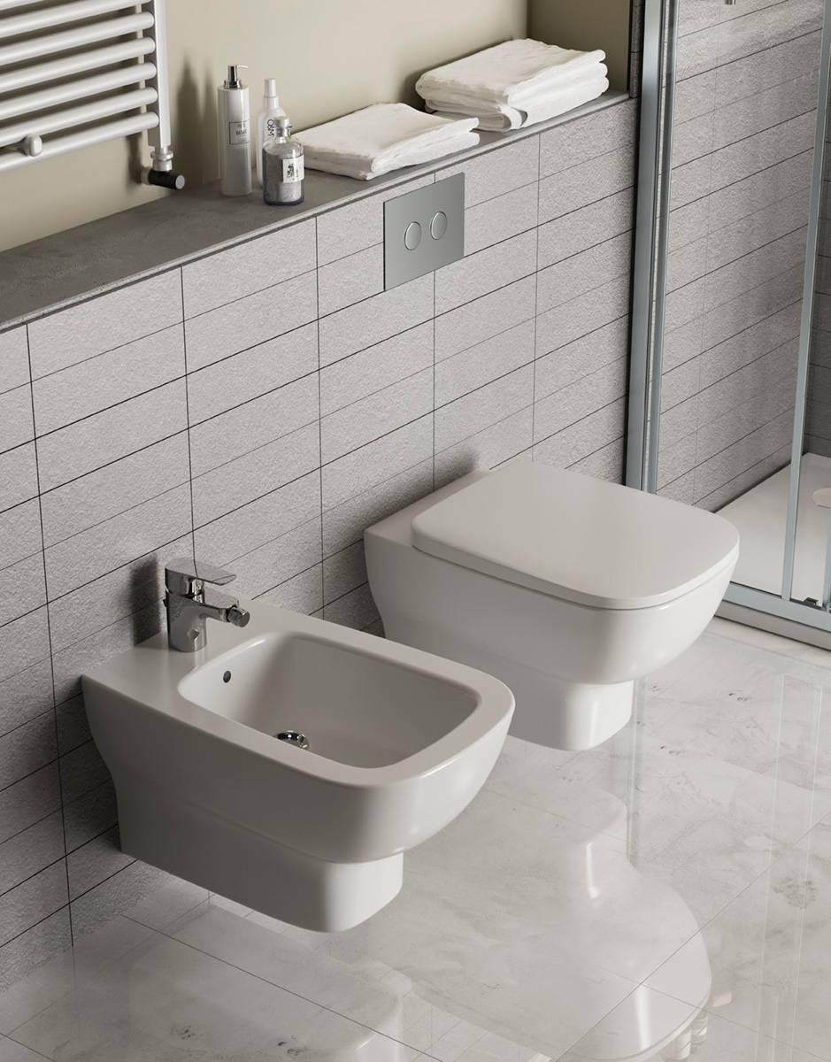 Ristrutturare il bagno in modo facile e veloce con ideal for Serie esedra ideal standard