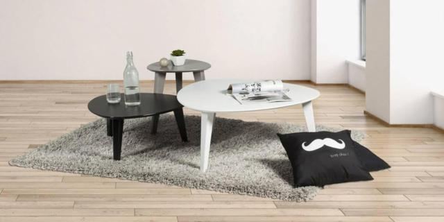 Tavolini: come sceglierli, dove metterli