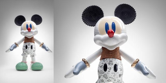 Mickey Mouse, happy birthday