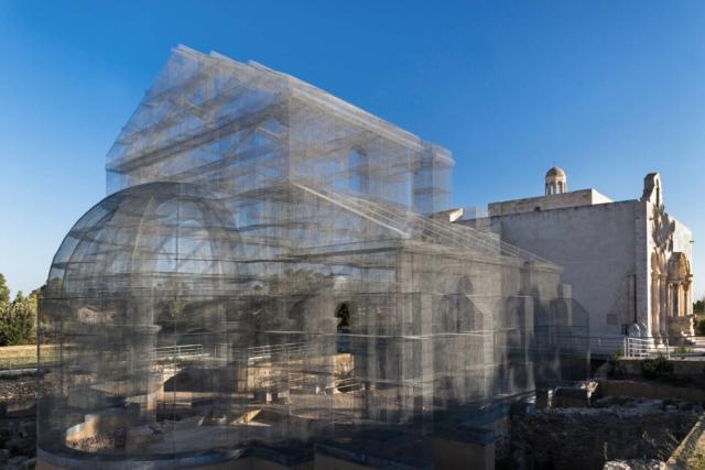 Tresoldi_Basilica di Siponto_foto Roberto Conte