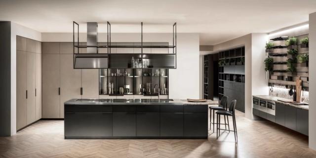 Cucine moderne arredamento idee cucine con isola o penisola foto cose di casa - Isole cucine moderne ...