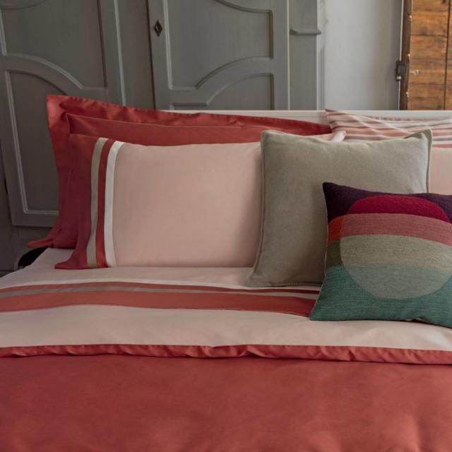 Completo letto lenzuola Kubric di Fazzini