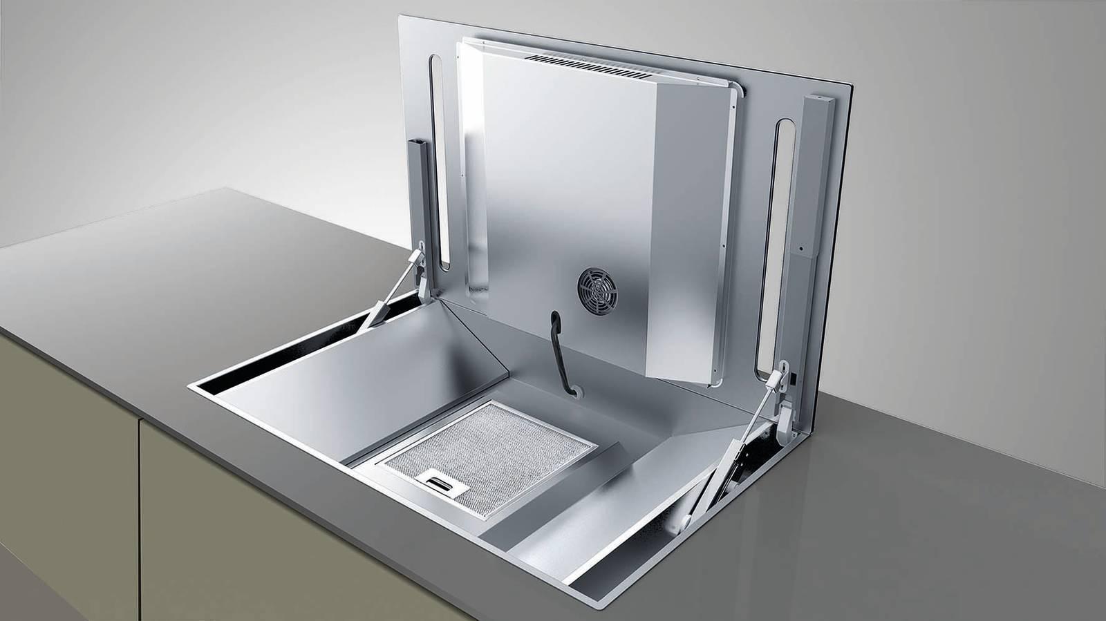 Piano Cottura Aspirante Elica Prezzo cappe integrate nei piani cottura. modelli, prezzi e foto