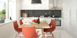 Ambiente cucina a Casa su misura - Fiera di Padova
