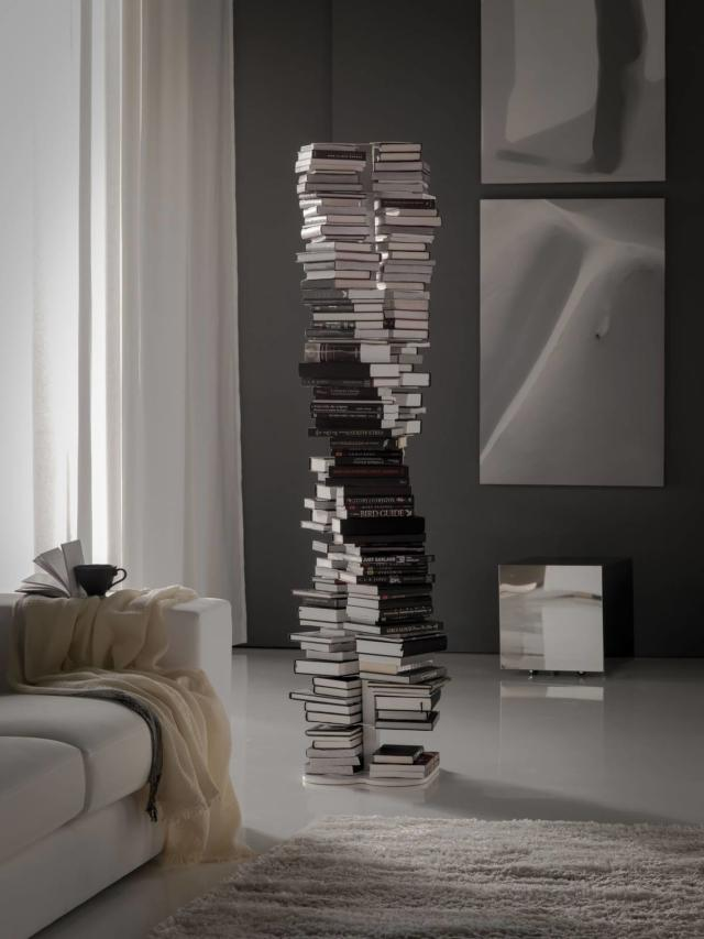 cattelan italia dna libreria piccola