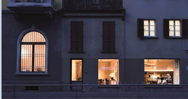 Beautiful Technique, lo showroom Eclisse di Milano