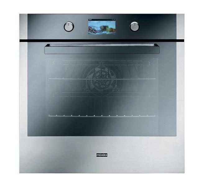 forno elettrico Franke CRYSTAL STEEL DCT CR 982 M XS DCT TFT