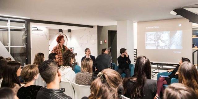 Nuove visioni materiche: l'Istituto Marangoni con Italgraniti scandaglia le tendenze nel mondo delle superfici