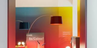 foscarini, presentazione collezione be colour