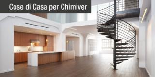 parquet verniciato con Ecotraffik (2K)3 di Chimiver