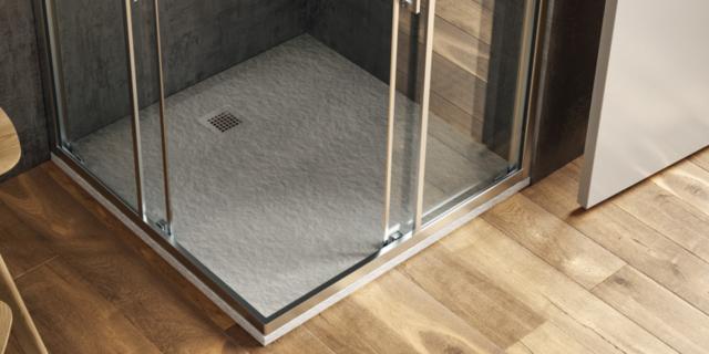 Piatto doccia: misure, materiali e forme