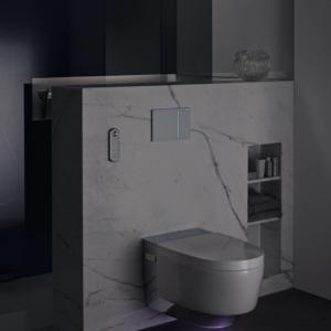 Geberit AquaClean Mera – illuminazione d'ambiente