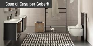 Geberit AquaClean: 40 anni di esperienza dal primo Geberella