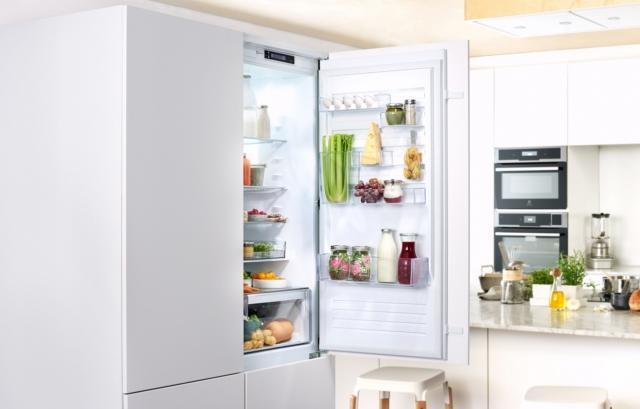 10 elecrolux MultiSpace CustomFlex frigorifero