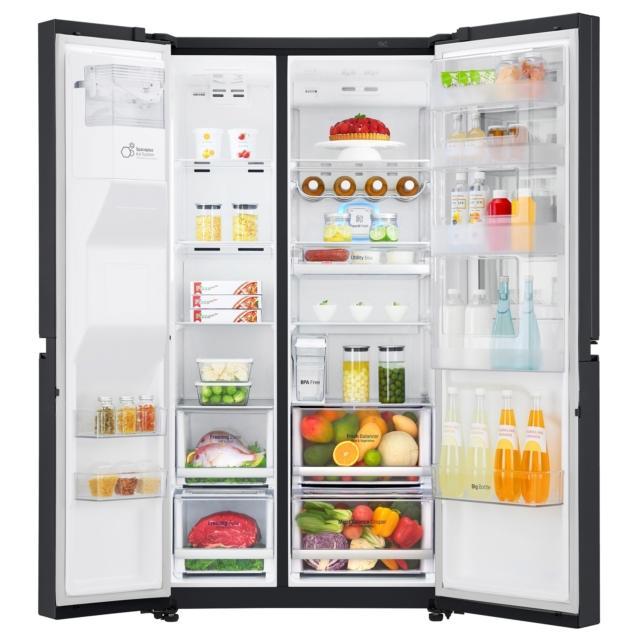 11 LG GSX961MTAZ frigorifero