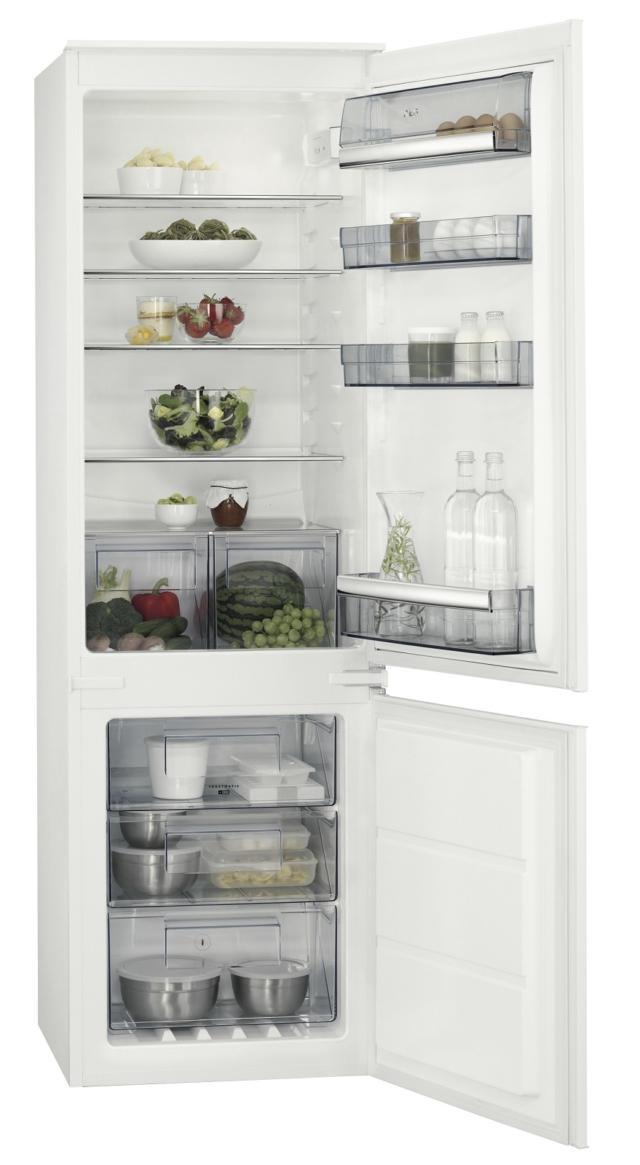 16 aeg SCB61816NS frigorifero
