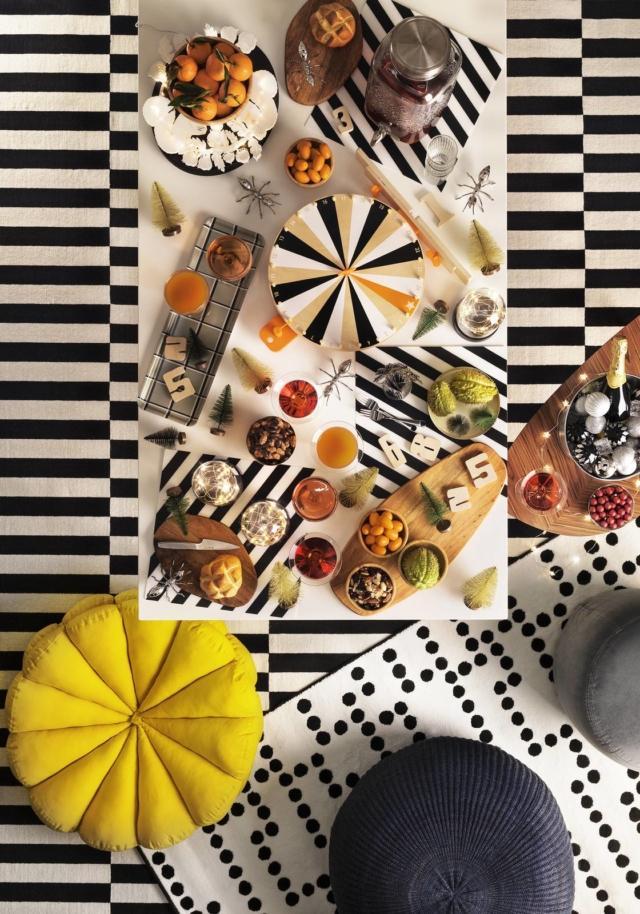 come apparecchiare  NATALE STILE LIBERO_IKEA_METTERSI IN GIOCO