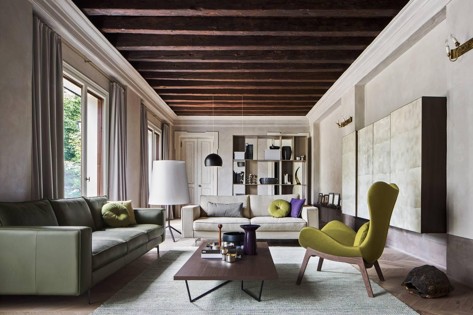 Arredare il soggiorno 5 soluzioni di stile diverso cose for Arredare il soggiorno