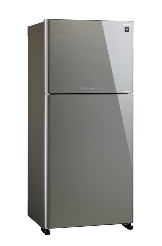 7 sharp SJ XG690GSL Sharp frigorifero