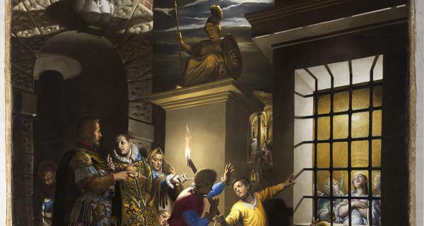 Antonio Campi. Il restauro della Pala di Santa Maria degli Angeli a Milano