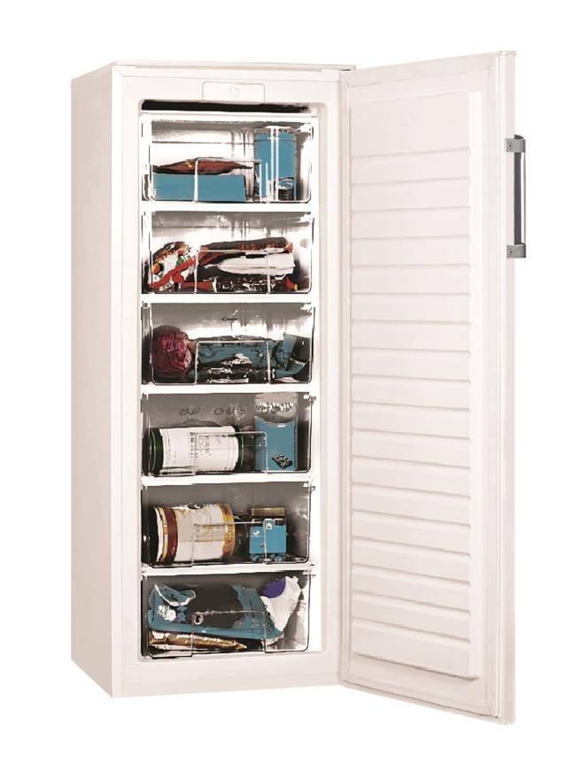 9 candy CSOUS 5142WH frigorifero