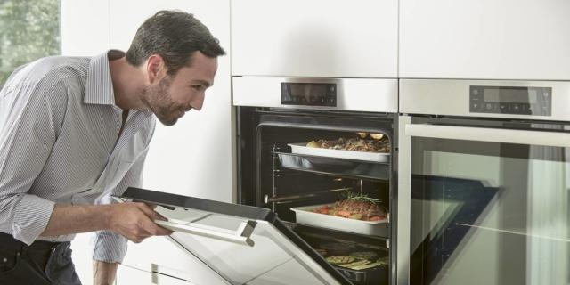 Forno doppio vano Home Chef Collection di Beko
