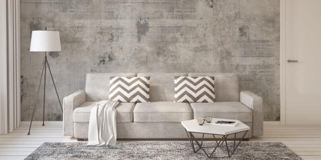Consigli architetti e interior designer per arredare casa for Carta da parati moderna per soggiorno