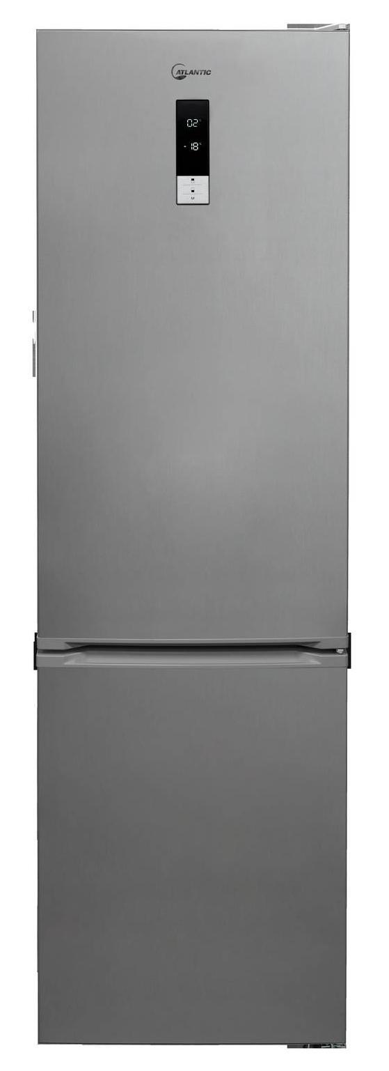 Frigo Atlantic grigio alluminio tra gli elettrodomestici che semplificano la vita
