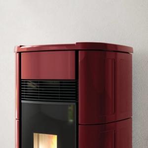 Stufa a pellet Idro ventilata Ecofire® Maida di Gruppo Palazzetti