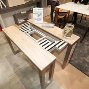 I tavoli moderni di A.C.S. Confalonieri