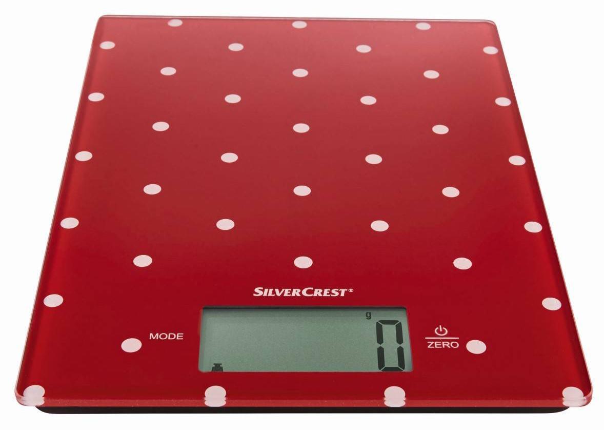 Bilancia da cucina meccaniche o elettroniche con prezzi e - Silvercrest bilancia digitale da cucina ...