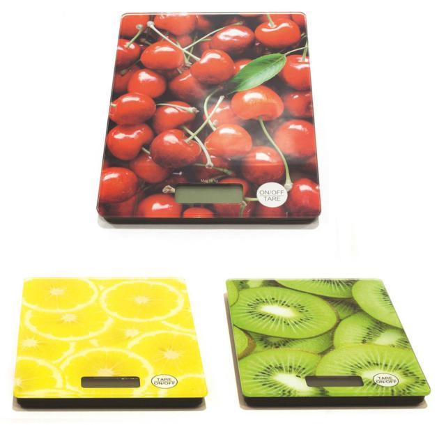 Maiguali, bilancia da cucina collezione Frutta