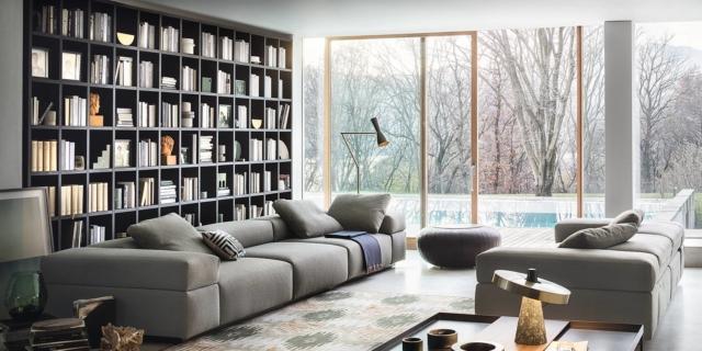 Arredare il soggiorno: 5 soluzioni di stile diverso