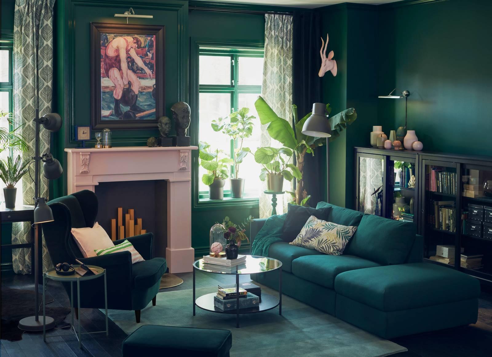 Arredare il soggiorno 5 soluzioni di stile diverso cose for Esse arredi