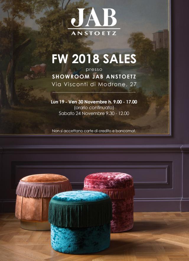 Special Sale @Jab Anstoetz_dal 19 al 30 nov 2018