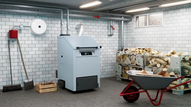 Viessmann_Vitoligno 300-S è l'ideale per chi vuole cambiare la caldaia approfittando delle detrazioni fiscali. Disponibile in diversi modelli da 2,4 a 48 kW, funziona a pellet. www.viessmann.it