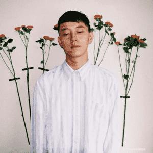 Il floral designer Xu Fei, in arte 21