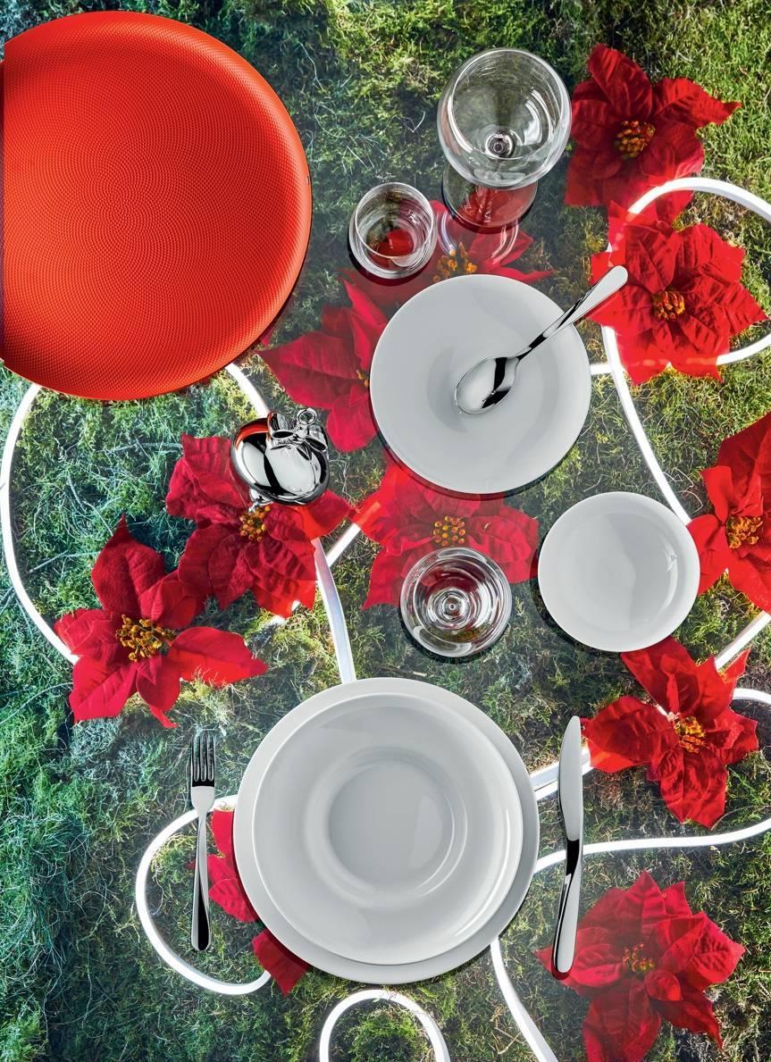 Tavola Per Natale Foto tavola di natale: 15 soluzioni cui ispirarsi per le feste a