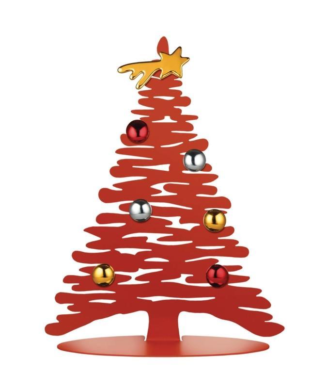Albero di Natale piccolo Alessi_Bark for Christmas