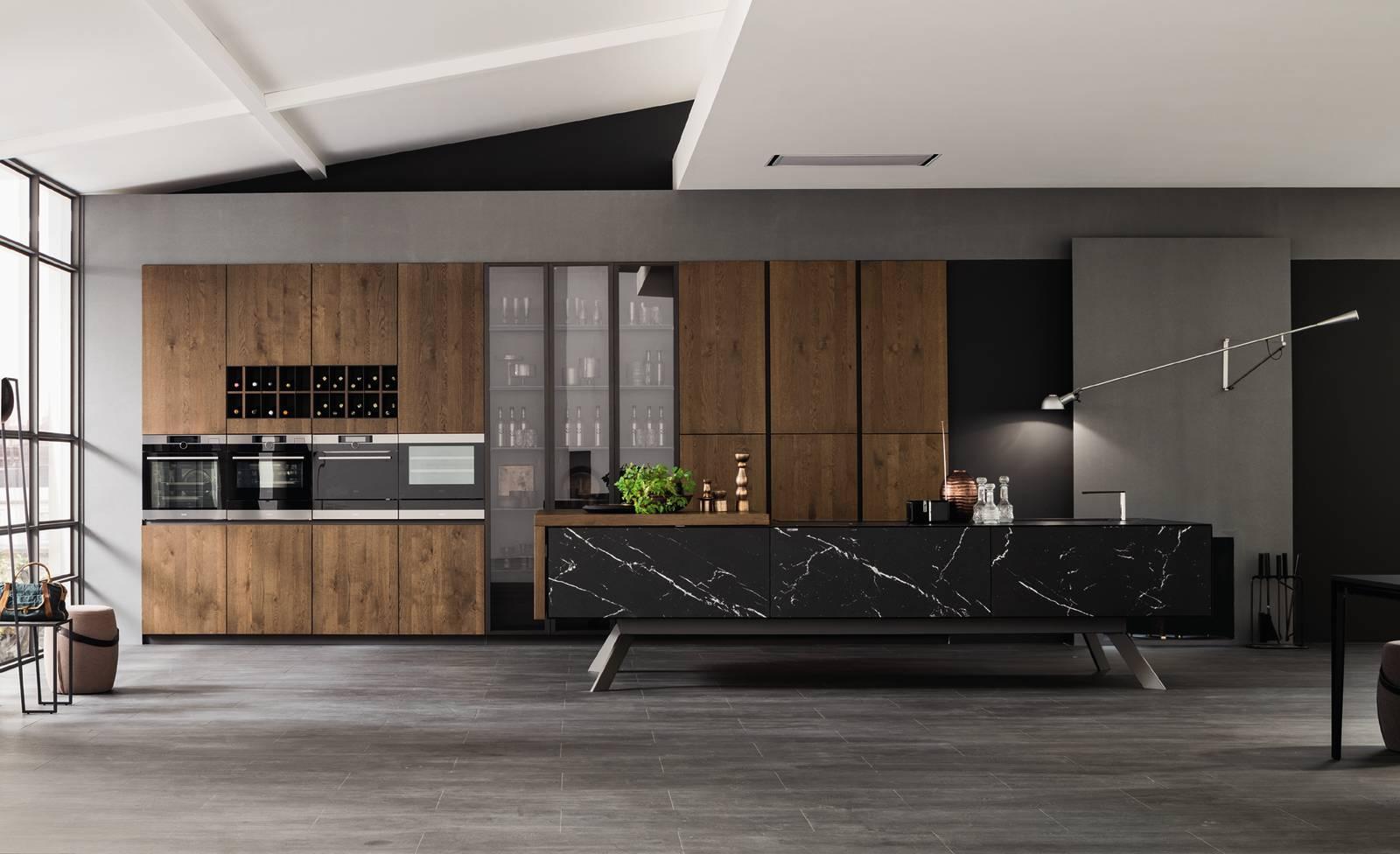 Piano Cucina Gres Opinioni effetto marmo o pietra per il piano cucina - cose di casa
