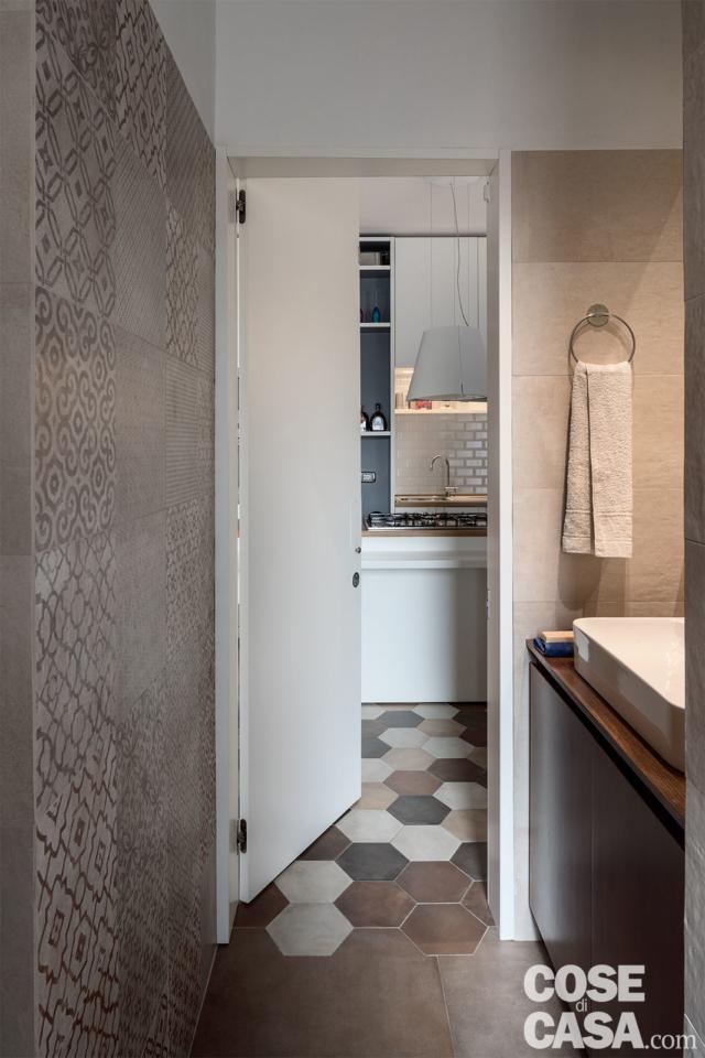 quadrilocale 86 mq interno del bagno